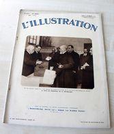 26- Ancienne REVUE L'ILLUSTRATION - VOTE DU PRESIDENT DE LA R. -N4653 7 MAI 1932 - Theatre