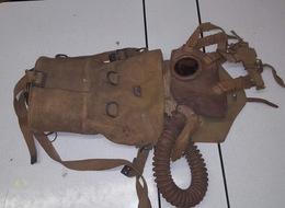 Masque Anti Gaz Belge Modèle 1934 - 1939-45