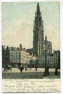 Carte Postale - Belgique - Anvers - La Flèche De La Cathédrale (SV5994) - Antwerpen