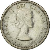 Monnaie, Canada, Elizabeth II, 10 Cents, 1964, Royal Canadian Mint, Ottawa, TB+ - Canada