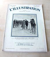 28- Ancienne REVUE L'ILLUSTRATION - CHASSEUR ALPIN GENEVRE - N°4539 1 MARS 1930 - Theatre