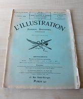 29- Ancienne REVUE L'ILLUSTRATION -  JOURNAL UNIVERSEL - N°4519: 12 OCTOBRE 1929 - Theatre
