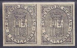 ESPAÑA 1974 - Edifil #141s (Par) - MNH ** - 1873-74 Regentschaft