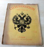 30- Ancienne REVUE L'ILLUSTRATION - JEUNE FILLE TSARINE - N°2799 17 OCTOBRE 1896 - Auteurs Français