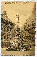 Carte Postale - Belgique - Anvers - Fontaine Brado (SV5995) - Antwerpen