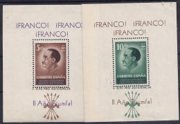ESPAÑA 1936/39 - MLH * - Fuente De Piedra - Emisiones Nacionalistas