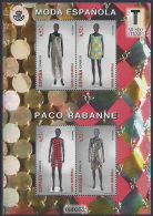 MODA - ESPAÑA 2013 - Edifil #4813 - MNH ** - Textiles