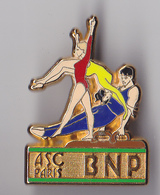 PIN'S THEME GYMNASTIQUE ASC PARIS  SIGNE  BALLARD - Gymnastics