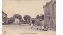 BUSSY LA COTE  --  RUE GRANDE - France