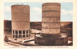 33 - GIRONDE / 331742 - Hostens - Usine électrique Des Lignites - Frankreich