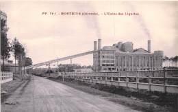 33 - GIRONDE / 331748 - Hostens - Usine Des Lignites - Frankreich