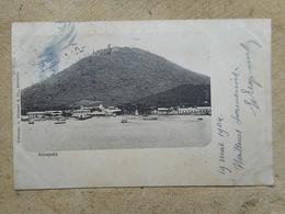 CPA AMAPALA 1904 - Honduras