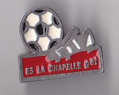 PIN'S THEME FOOTBALL CLUB DE LA CHAPELLE GONAGUET EN DORDOGNE - Football