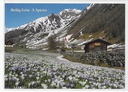 39030   KASERN / CASERE, HL. GEIST   AHRNTAL - Italie