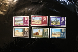 Sharjah Views Collection Of 6 Values WYSIWYG A04s - Sharjah