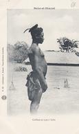CONGO   BAHR El GHAZAL  Coiffure Et Type à GOLO  ( Plan  Animé ) - Congo Francese - Altri
