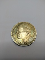 Commémorative Médaille Joannes Pavlvs II Pontifex Maximvs Medal - Royal / Of Nobility