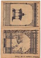 Publicité Jouffray Constructeurs Boulevard De Chateaudun Orléans Grilles Barrières Chenils Volets Balcons Marquises - 1900 – 1949