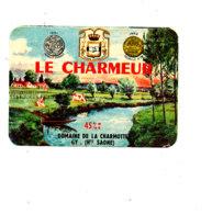 T 98 / ETIQUETTE DE FROMAGE  - LE CHARMEUR  DOMAINE DE LA CHARMOTTE  GY    (HAUTE SAONE) - Formaggio