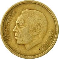 Monnaie, Maroc, Al-Hassan II, 20 Santimat, 1974/AH1394, Paris, TB+ - Marruecos