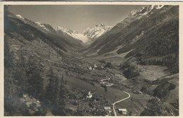 Lötschental - Kippel Und Ferden. Used Card. Switzerland. S-1642 - Unclassified