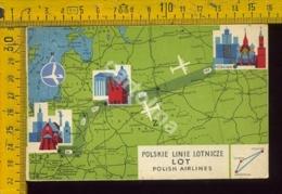 Polonia Polish Airlines - Polonia