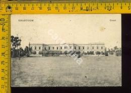 Sudan Khartoum Court - Sudan