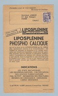 N°883 Mariane De Gandon Seul Sur Document Publicitaire Médical (la Prière Du Médecin ) 16/10/51 - 1921-1960: Modern Period