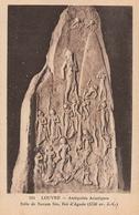 Naram Sin Archéologie Musée Du Louvre - Irak