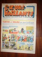 Cœurs Vaillants N°51 Du 22 Décembre 1940 - Tijdschriften