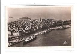 ST MALO - VUE AERIENNE - Saint Malo