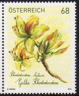 AUSTRIA, 2018, MNH, FLOWERS, 1v - Planten