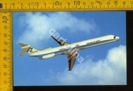 Aviazione Aereo Airline Of Egypt - Aerei