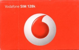 *ITALIA - VODAFONE* - Scheda GSM NUOVA (MINT) In Blister - [2] Sim Cards, Prepaid & Refills