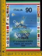Calcio Mondiali Italia 90 Italia - Football