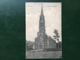 La Hulpe-Terhulpen/-l'église D'Argenteuil-1917 - La Hulpe