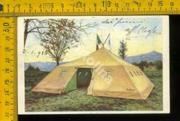 Campeggio Tende Ettore Moretti - Scoutismo