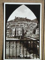 BOSA   -  CASTELLO MALASPINA  - 1934  - -  FP  -    - -   ---BELLISSIMA  - - Oristano
