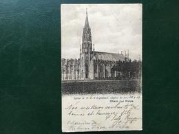 La Hulpe-Terhulpen/-Ohain-La Hulpe/-l'église De N.D.d'Argenteuil-1902 - La Hulpe