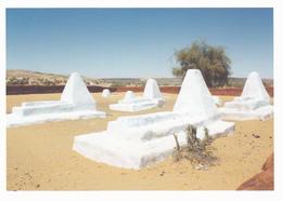 Cimetière D' Oualata  Mauritanie - Mauritanie