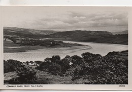 Cpa.Royaume-Uni.Pays De Galles.Conway River From Tal-y-Cafn - Autres
