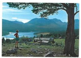 Norvegia Atnasjøenmot Rondane Viaggiata 1999 - Norvegia