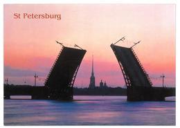 Russia St Petersburg Viaggiata 1998 - Russia