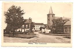 VILLERS LA VILLE   MELLERY Place Communale - Villers-la-Ville