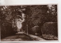 Cpa.Royaume-Uni.Lode Lane.Solihull - Angleterre