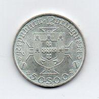 Portogallo - 1969 - 50 Escudos - Argento - (MW1571) - Portogallo