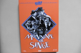 DVD Monkey Business - Monnaie De Singe, Film Des Marx Brothers Avec Groucho Harpo Chico Zeppo - Comme Neuf - Cómedia
