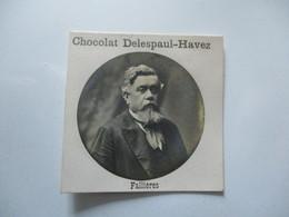 IMAGE DELESPAUL-HAVEZ FALLIERES - Chocolat