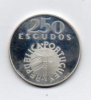 Portogallo - 1974 - 250 Escudos - Proof - Argento - (MW1572) - Portogallo
