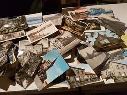 Lot 1000 Cartes FRANCE Cpa Et Plus Récentes - Postcards